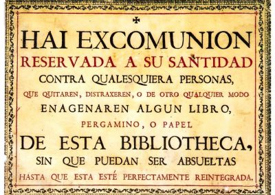 Biblioteca Virtual para la Esgrima Histórica